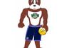 Montes Claros Vôlei ganha 'apoio' na torcida com anúncio de novo mascote