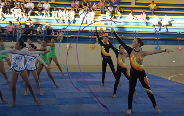 24º Festival de Ginástica e Dança do Unipê (Foto: Rammom Monte)