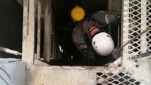 Homem morre após cair dentro de silo de milho  (Corpo de Bombeiros)