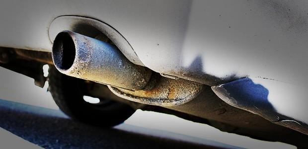 Manutenção correta do escapamento evita poluição e ruídos (Foto: Autoesporte)