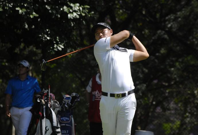 Lucas Lee golfe (Foto: Zeca Resendes/Divulgação)