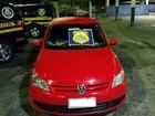 PRF recupera veículo roubado na divisa entre Sergipe e Bahia