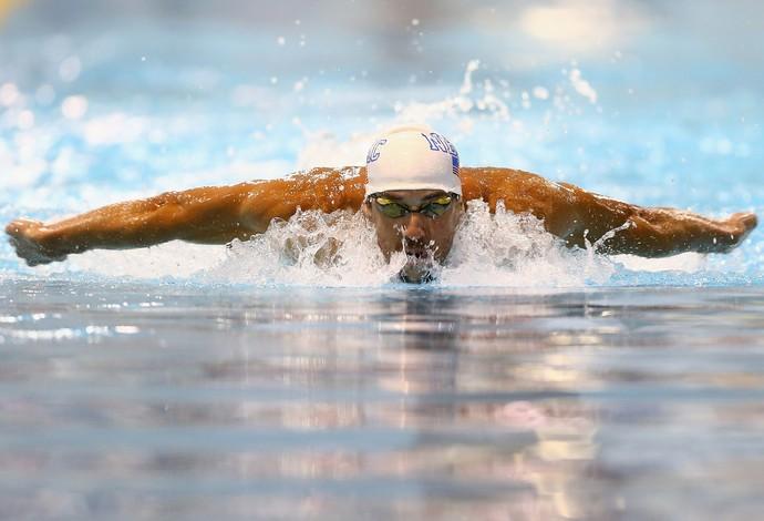 Michael Phelps GP de Charlotte natação (Foto: Getty Images)