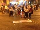 Juiz-foranos vão às ruas durante 'Jornada Nacional de Lutas'
