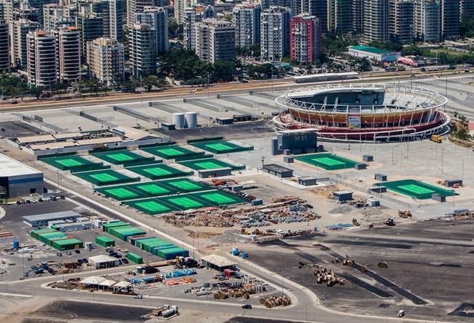 Prefeitura rescinde contrato de reforma do Centro de Hipismo para a Olimpíada