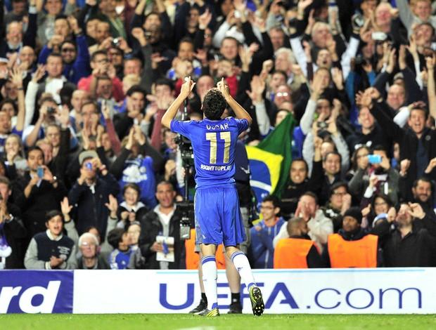 Oscar, Chelsea e Juventus (Foto: Agência AFP)