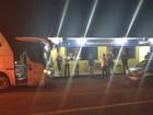 Embriagado, motorista de ônibus leva multa e tem direito de dirigir suspenso