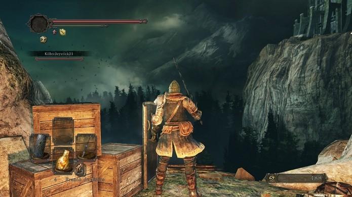 Dark Souls 2: Scholar of the First Sin (Foto: Reprodução/Victor Teixeira)
