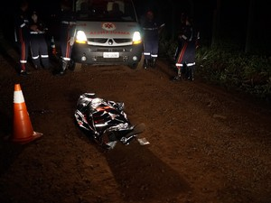 Estudante da UFSCar de 22 anos é encontrado morto em estrada de terra em São Carlos (Foto: Marcelo Carboni/Arquivo Pessoal)