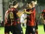 Jogadores do Vitória exaltam vaga conquistada na Copa do Brasil