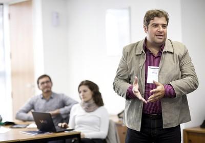 Marcelo Gimenes, sócio da Bios Computadores (Foto: Divulgação)