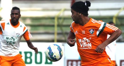 data  marcada (Nelson Perez / Fluminense)