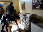 MP prende sete e apreende toneladas de alimentos estragados no RS