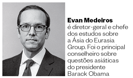 Evan Medeiros (Foto: Época)
