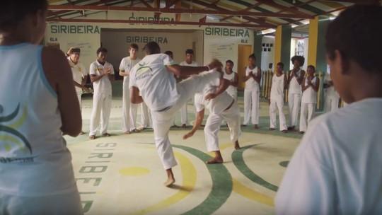 Associação Siribeira busca formar cidadãos através da capoeira