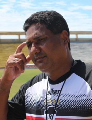 Flávio Barros (Foto: Abdias Bideh/GloboEsporte.com)