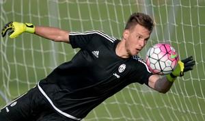Neto, treino Juventus (Foto: Juventus.com)