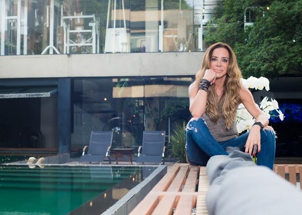 Cristiana Arcangeli  (Foto: Cauê Moreno/Ed. Globo)