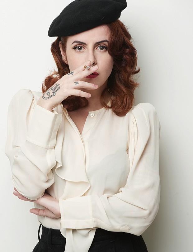 Fernanda Young (Foto: Paulo Ferreira)