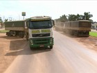 Agricultores enfrentam desafios para escoar a safra de propriedades de MT