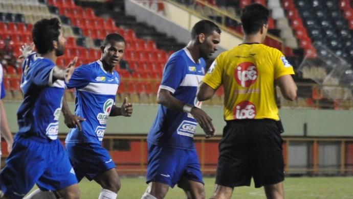 Atlético-AC x Amax (Foto: Manoel Façanha/Arquivo Pessoal)
