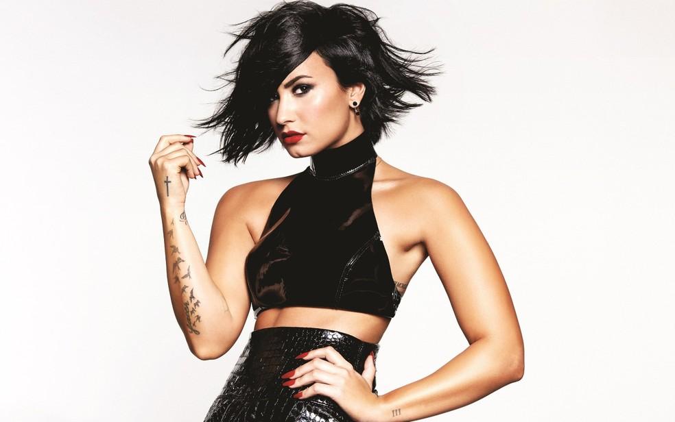 Demi Lovato (Foto: Divulgação / Villa Mix)