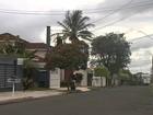 Família é rendida em casa por criminosos armados em Marília