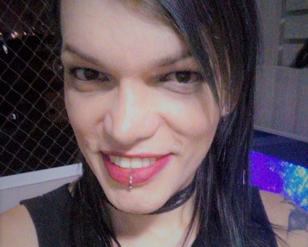 """""""Não quero ser uma mulher trans que vive às escondidas"""", diz a gaúcha Michelle Brea, de 36 anos (Foto: Arquivo pessoal)"""