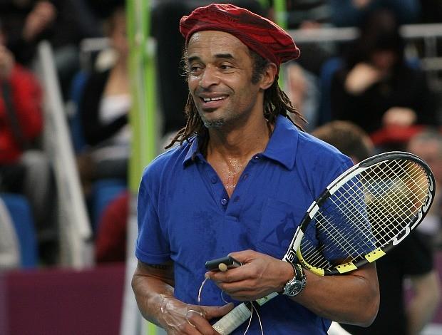 Yannick Noah tênis (Foto: Getty Images)