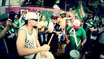 Eneacampeão! Veja imagens da festa dos torcedores nas ruas de São Paulo