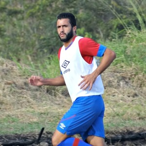 Ronaldo Alves Náutico (Foto: Daniel Gomes)