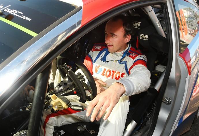 Atualmente nos ralis, Robert Kubica ficou conhecido pelos inúmeros acidentes ao longo da carreira (Foto: Getty Images)