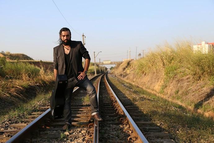 Luciano Belgrado (Foto: Érica Fernanda Paschoal)