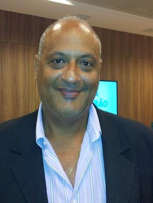 Adílson Conti, presidente do Estrela do Norte (Foto: João Brito)