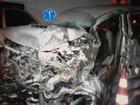 Quatro pessoas ficam feridas em acidente com máquina agrícola no PR