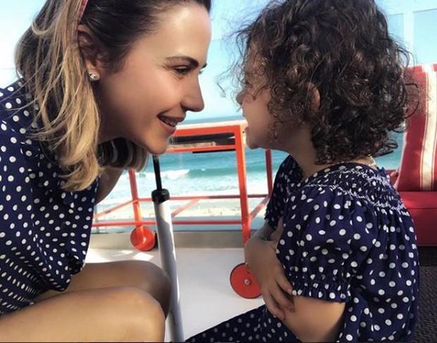 Guilhermina Guinle e Minna (Foto: Reprodução/Instagram)