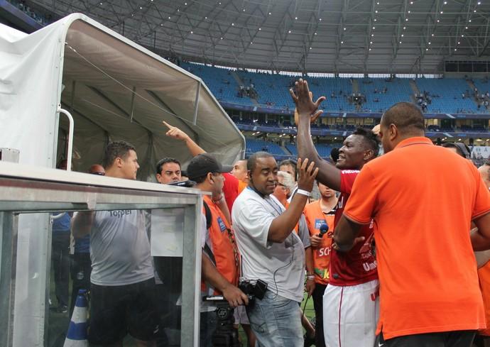 paulão inter grêmio gre-nal 400 arena (Foto: Diego Guichard/Globoesporte.com)