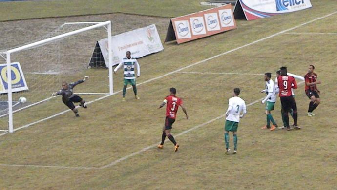 Metropolitano x Ituano  (Foto: Acaz Fellegger / Ituano FC)