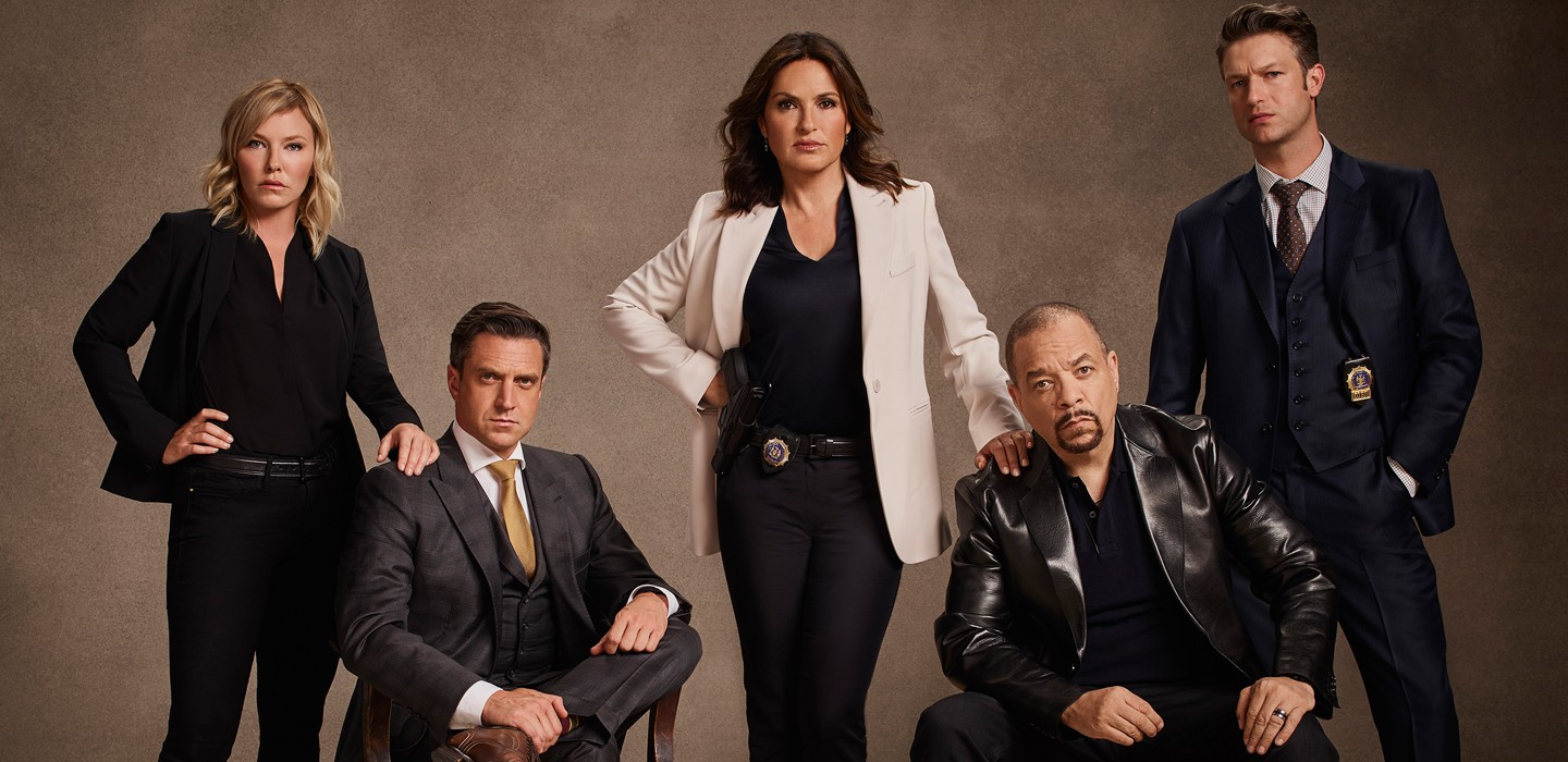 Law and Order SVU - Destaque (Foto: Canal Universal)