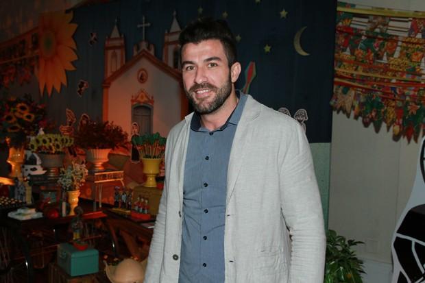 Cristiano Naya (Foto: Amauri Nehn/Brazil News)
