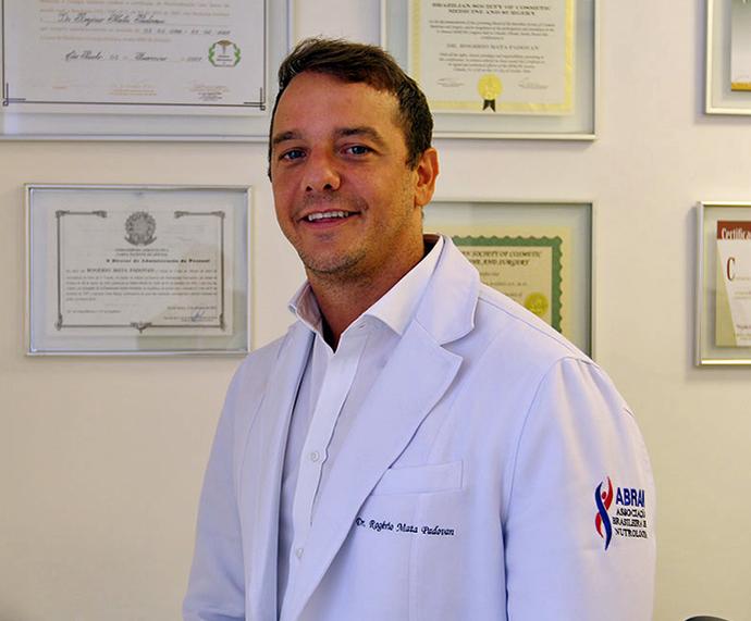 Doutor Gê acredita que Ana Paula foi o destaque do BBB16 (Foto: Arquivo Pessoal)