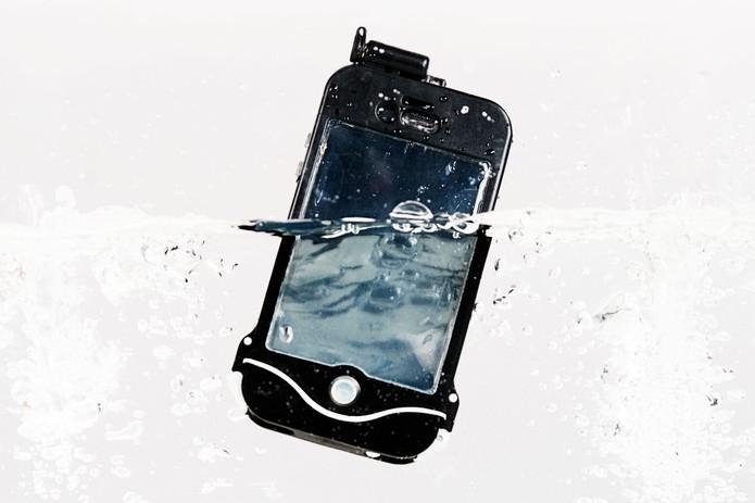 DriSuit Endurance traz membrana que mantém o funcionamento do touchscreen (Foto: Divulgação) (Foto: DriSuit Endurance traz membrana que mantém o funcionamento do touchscreen (Foto: Divulgação))