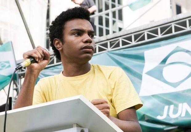 Fernando Holiday (DEM) foi destaque de votação do MBL para vereador em São Paulo (Foto: Reprodução/Facebook)