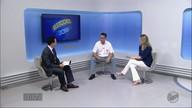 Armando Fortunato é entrevistado no Jornal da EPTV 1ª edição