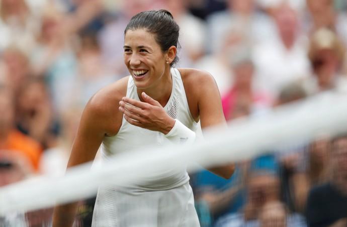 Garbiñe Muguruza Wimbledon (Foto: REUTERS/Matthew Childs)