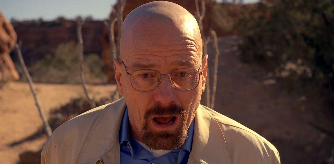 Walter White (Bryan Cranston) em cena de Breaking Bad (Foto: reprodução)