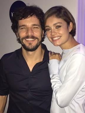 Daniel Oliveira e Sophie Charlotte (Foto: Reprodução / Instagram)