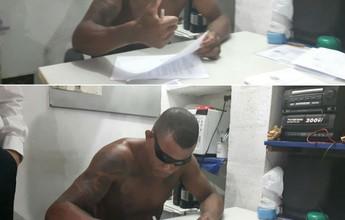 BLOG: Alex Cowboy assina contrato para enfrentar Donald Cerrone pelo UFC