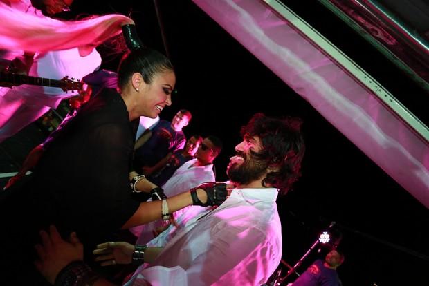 Aline Rosa (Foto: Felipe Souto Maior/ Ag. News)
