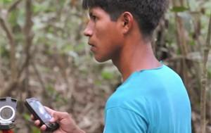 Aparelhos com Android são usados no monitoramento (Foto: Reprodução)